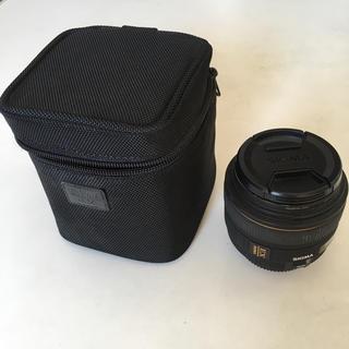 シグマ(SIGMA)のシグマ 30mm F1.4 単焦点レンズ フォーサーズ(レンズ(単焦点))
