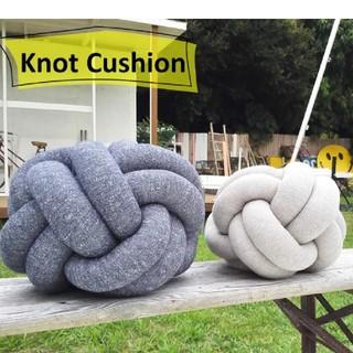 ノット(KNOT)の二個セット ノットクッション knot cushion(クッション)