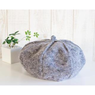 ザラ(ZARA)のモコモコベレー帽 ローリーズファーム ZARA ロペピクニック好きな方にも(ハンチング/ベレー帽)