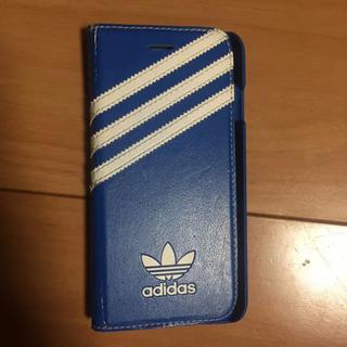 アディダス(adidas)のadidas アディダス 携帯カバー iPhone 6/6s/7(iPhoneケース)