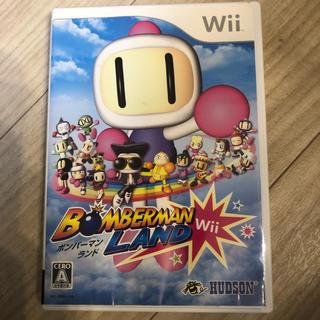 ウィー(Wii)のwii ボンバーマンランド(家庭用ゲームソフト)