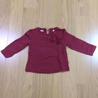 ザラ(ZARA)の女の子 長袖カットソー 92㎝ ZARA(Tシャツ/カットソー)