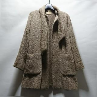 アニオナ(Agnona)のイタリア製◇アニオナAgnona◇コート◇ジャケット(チェスターコート)