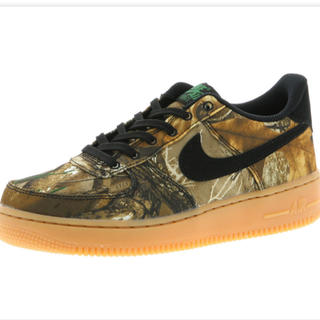 ナイキ(NIKE)のNIKE AIR FORCE 1 LV8 3 GS 23cm(スニーカー)