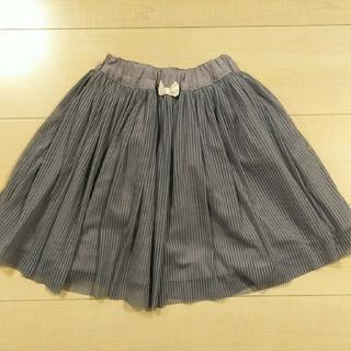 ブリーズ(BREEZE)の美品 110(丈長め)☆ブリーズのチュールスカート 入学準備(スカート)
