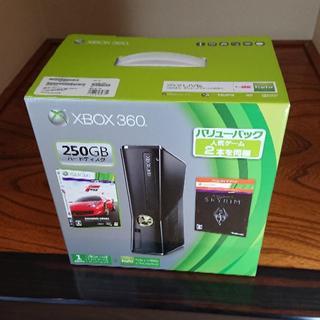 エックスボックス360(Xbox360)のXbox360バリューパック(家庭用ゲーム本体)