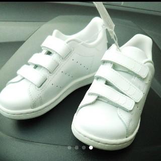 アディダス(adidas)の新品  アディダス スタンスミス 15.0cm 未使用(スニーカー)