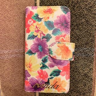 rienda - リエンダ♡iPhone6sケース Web限定