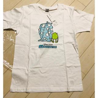 ディズニー(Disney)のモンスターズインク 新品 Tシャツ S ディズニー(Tシャツ(半袖/袖なし))
