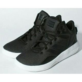 アディダス(adidas)の27.5cm ハイカット アディダス adidas 黒 スニーカー(スニーカー)