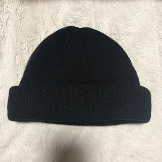 ウィゴー(WEGO)のWEGO ビーニー ニット帽(ニット帽/ビーニー)