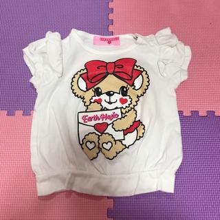 アースマジック(EARTHMAGIC)のラブレターマフィーTシャツ(Tシャツ/カットソー)