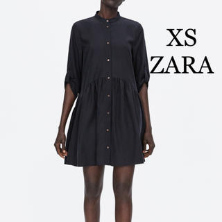 ZARA - ZARA ワンピース シャツワンピース
