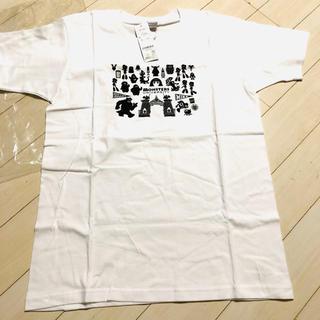 ディズニー(Disney)のモンスターズインク Tシャツ 新品 M ディズニー(Tシャツ(半袖/袖なし))