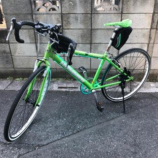 HUMMER - HUMMERクロスバイク ロード風カスタム 電飾付き!