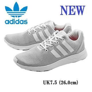 アディダス(adidas)の【アディダスオリジナルス】UK7.5 ZX ホワイト スニーカー(スニーカー)