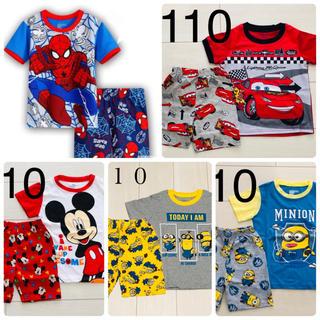 Disney - シャツとズボンの10枚セット!