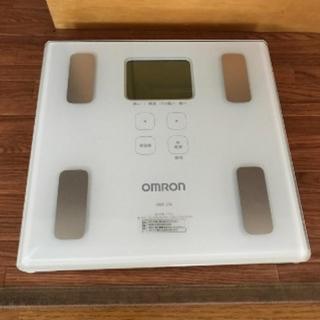 オムロン(OMRON)の★即日発送★ 体重・体組成計 OMRON オムロン 機能充実(体重計/体脂肪計)