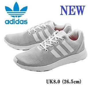 アディダス(adidas)の【アディダスオリジナルス】UK8.0 ZX ホワイト スニーカー(スニーカー)