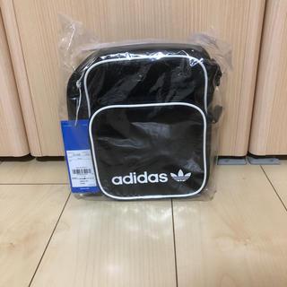 アディダス(adidas)のアディダスオリジナルス ミニショルダーバッグ⭐️ブラック お値下げ不可(ショルダーバッグ)