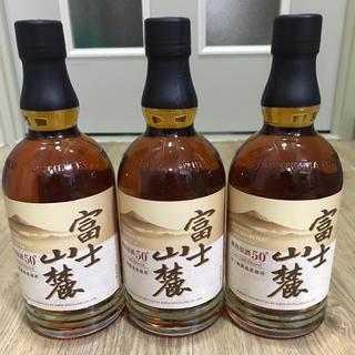 キリン(キリン)の富士山麓 3本セット(ウイスキー)