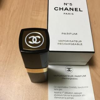 シャネル(CHANEL)のシャネル香水スプレー  N°5(香水(女性用))
