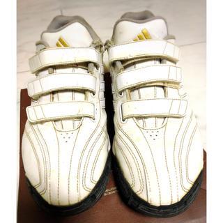 アディダス(adidas)のアディダス トレーニングシューズ 野球 26センチ(シューズ)