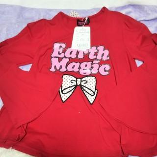 アースマジック(EARTHMAGIC)のアースマジック♡130(Tシャツ/カットソー)