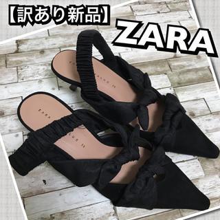 ザラ(ZARA)の送料込 訳あり 【新品】ZARA サンダル(サンダル)