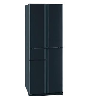 ミツビシデンキ(三菱電機)の三菱5ドア冷蔵庫 引越しの為出品します。(冷蔵庫)