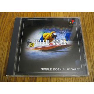 プレイステーション(PlayStation)のPS THE競艇(家庭用ゲームソフト)