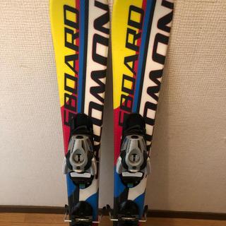 ノルディカ(NORDICA)のサロモン スキーボード ファン ショート スキー 99cm(板)