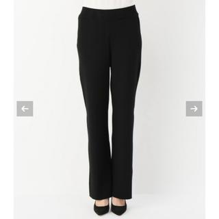 L'Appartement DEUXIEME CLASSE - New Knit パンツ (ブラック)