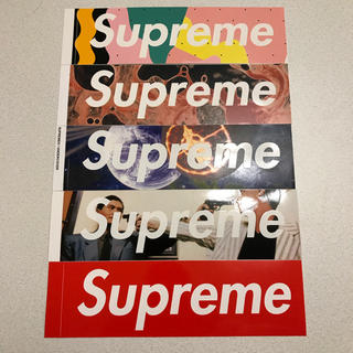 Supreme - Supreme BOX LOGO ステッカー 5枚セット