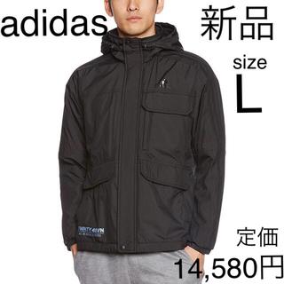 アディダス(adidas)のアディダス ウィンブレ アウター ジャンパー ブルゾン パーカー コート L(その他)