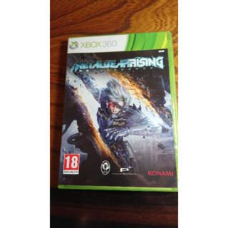 エックスボックス360(Xbox360)のXbox360 メタルギア ライジング リベンジェンス(家庭用ゲームソフト)