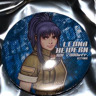 エスエヌケイ(SNK)のKOF2000 レオナ 缶バッジ(その他)