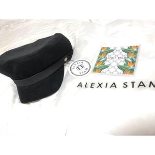 アリシアスタン(ALEXIA STAM)のアリシアスタン   キャスケット帽子(キャスケット)