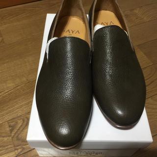サヤ(SAYA)のサヤ    パンプス     革底       23.5cm (ローファー/革靴)