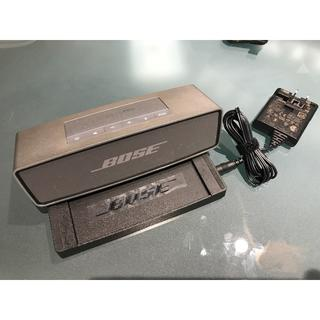 ボーズ(BOSE)のBOSE SoundLink Mini Bluetooth speaker初代機(スピーカー)