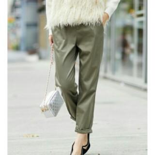 Loungedress - 新品ラウンジドレス裾ねじりパンツ