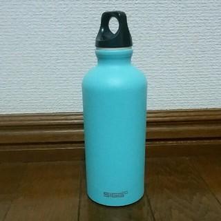 シグ(SIGG)の【未使用】SIGG シグ トラベラー ボトル 0.4L(登山用品)