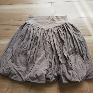 カルバンクライン(Calvin Klein)のカルバン クライン バルーン ミニスカート(ミニスカート)