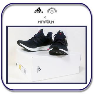 アディダス(adidas)のアディダス x Kinfolk ウルトラブースト US9 / 27cm (スニーカー)