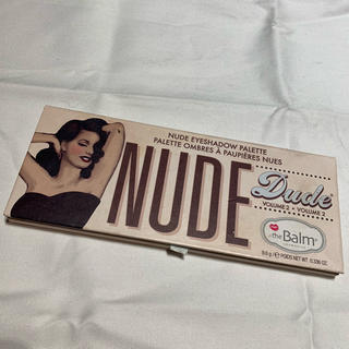 ザバーム(The Balm)のthe balm nude dude(アイシャドウ)