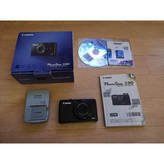 キヤノン(Canon)のCanon デジタルカメラ Power Shot S90 PSS90(コンパクトデジタルカメラ)