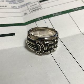 クロムハーツ(Chrome Hearts)のクロムハーツ ダガーリング 18号(リング(指輪))
