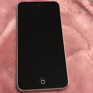 アイポッドタッチ(iPod touch)のipod touch 第5世代 16GB 本体(ポータブルプレーヤー)