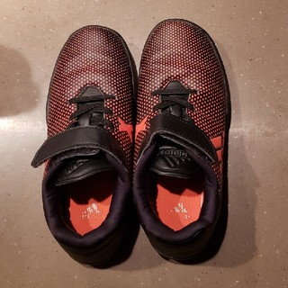 アディダス(adidas)のアディダス キッズ シューズ 19cm(スニーカー)