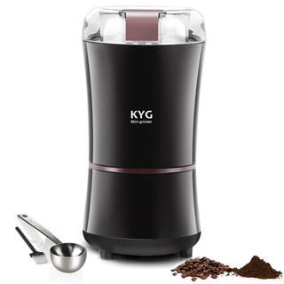 電動コーヒーミル グラインダー 300wハイパワー(電動式コーヒーミル)